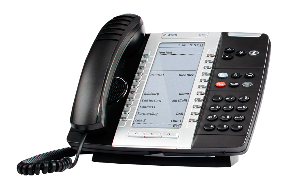 Mitel 250 Phone